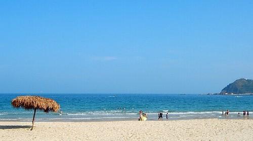 深圳大鹏半岛海滩